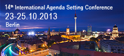 International agenda setting conference